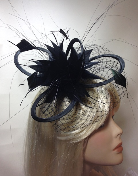 Fascinators and Hats! Looking for elegant, high quality woman's headwear at an affordable prices? Check out our range of fascinators, hatinators, hats and Bridal headpieces.