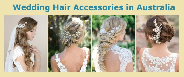 wedding hair accessories in australia – helping you find the